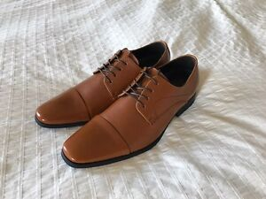 Brown leather Dress Shoes - Call it Spring