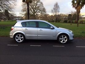 Vauxhall Astra 1.8 i 16v SRI