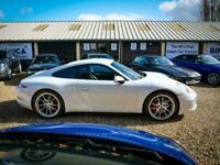 2013 Porsche 911 3.8 991 Carrera S PDK (s/s) 2dr Auto Coupe Petrol Automatic