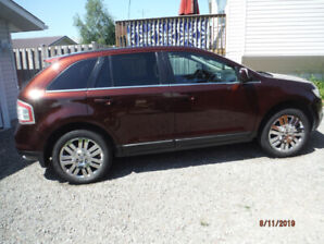 2009 Ford Edge Limited. Excellent condition!