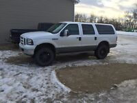 2005 excursion great shape fully bullet proofed