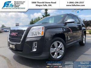 "2015 GMC Terrain SLE-2  NAV,REMOTE START,REARCAM,18""ALLOYS,HEATE"