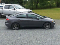 2013 Honda Civic Si Berline
