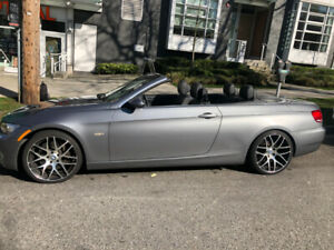 BMW 335i Convertible 2009