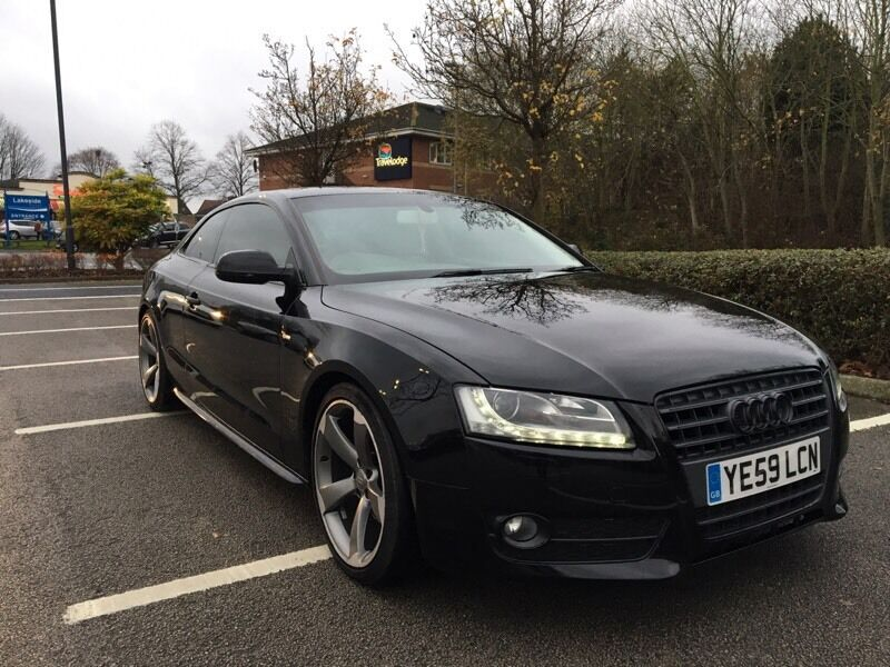 audi a5 2010 63k rotor xenon led in mansfield woodhouse nottinghamshire gumtree. Black Bedroom Furniture Sets. Home Design Ideas