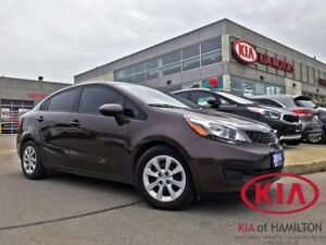 2014 Kia Rio HEATED SEATS, BLUETOOTH, AUTO
