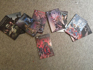 Injustice: Gods Among Us Graphic Novels, 9/10 Volumes