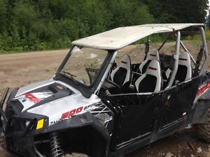 For Sale: 2012 Polaris RZR 900 XP4 White Lightning w/EPS