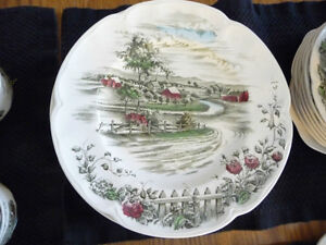 Dishes by  Johnson Brothers