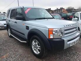 2006 LAND ROVER DISCOVERY 2.7 Td V6 GS 5dr 7 Seat Diesel