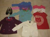Lot vêtements 2 ans fille