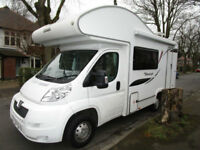 2010 Elddis Sunstyle 130 5 Berth End Kitchen Low Mileage Motorhome for Sale