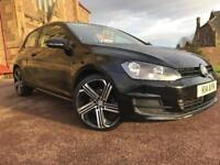 *12 MTHS WARRANTY*2013(13)VW GOLF 1.6 TDI SE BLUEMOTION WITH 68K*