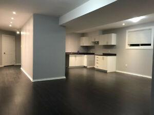 2 BEDROOM BASEMENT APARTMENT FOR RENT/ SEP. ENT /PRIV. LAUNDRY