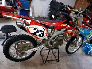 Honda CRF450X Price Drop