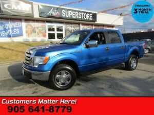 2012 Ford F-150 XLT  5.0L 4X4 CREW CAB (NEW TIRES) POWER GROUP