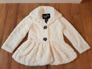 Girls size 7 light coat jacket