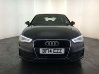2014 AUDI A3 S LINE TDI 1 OWNER AUDI SERVICE HISTORY FINANCE PX WELCOME