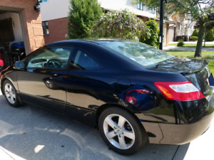 2008 Honda civic cupe