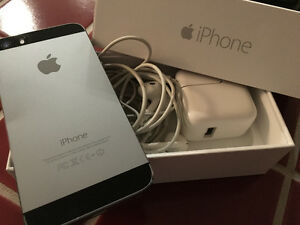 i-Phone 5s Excellent Condition