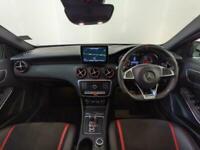 2017 67 MERCEDES-BENZ AMG A45 4-MATIC 4X4 PREMIUM AUTO 375BHP SERVICE HISTORY