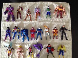 WANTED. VINTAGE FIGURES. ALL LINES FROM ALL ERAS