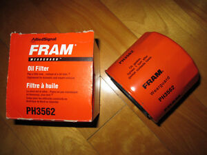 Filtre à huile FRAM PH-3562 Oil Filter (Chrysler/Mitsubishi/AMC)