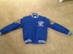 GREAT BLUE JAYS JACKET!