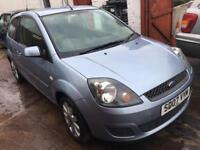 FORD FIESTA 1.2 ** 3 DOOR HATCH ** 07 PLATE ** 64,000 MILES **