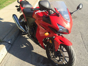 HONDA CBR500R | ABS | mint condition