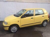 Suzuki alto, only £30 year roadtax