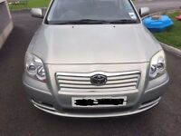 Lovely Toyota Avensis TD2 2007, new alternator, new battery, drive well buyer will enjoy. No issue.