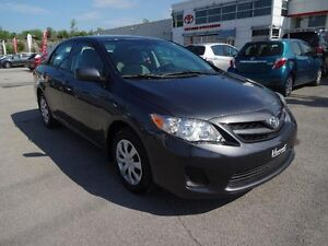 Toyota Corolla CE A/C GR ELEC COMPLET 2011
