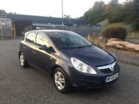 2009 VAUXHALL CORSA 1.3 CDTI ACTIVE ECOFLEX £30 YEAR TAX LOW MILLAGE HISTORY LADY OWNER