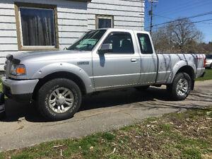2007 Ford Ranger Sport 4x4 Pickup Truck