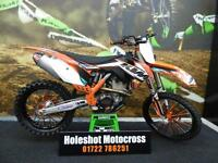 KTM SXF 350 Motocross bike Very clean example Full Yoshi pipe