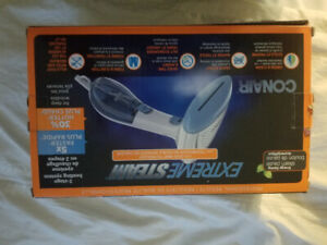 Conair extreme steamer - used twice