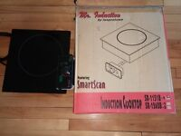 Sunpentown Mr. Induction SR-1151B-1 Induction Stovetop