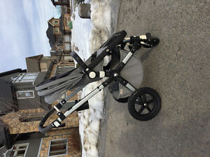 Bugaboo Cameleon 3rd Avenue limited edition