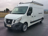 63 Nissan NV400 2.3DCi 125 ( FWD ) L3H3 3500 SE(RENAULT MASTER /VAUXHALL MOVANO)
