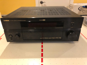 Yamaha HTR-6190 Home Theatre Receiver with Bonus YBA-11