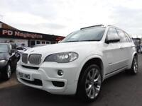 2009 BMW X5 xDrive35d M Sport Auto + PAN ROOF + SAT NAV + XENONS + FSH + FINANCE