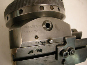 "WOHLHAUPTER UPA4 4-1/4"" ( 108mm ) BORING HEAD & FACING MILL TOOL Oakville / Halton Region Toronto (GTA) image 4"