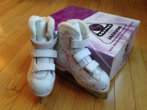 Girls Ice Skates - Size 12