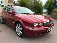 2006 Jaguar X-Type 2.5 V6 SE (AWD) 5dr