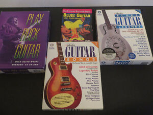 DVD to Learn Guitare