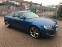 ***AUDI A5 2.7 TDI AUTO SPORT SATNAV•HEATED LEATHERS•ALLOYS•PARKING SENSORS***
