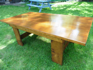 Table outdoor 7ft (Free Delivery)