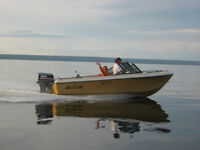 14Ft. Boat with 50HP Yamaha