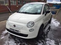 Bargain fiat 500 pop, full years MOT, low miles, only £30 a year road tax